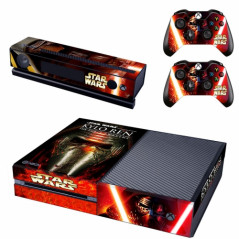 XBOX ONE VINYL SKIN COMPLETE KIT - STAR