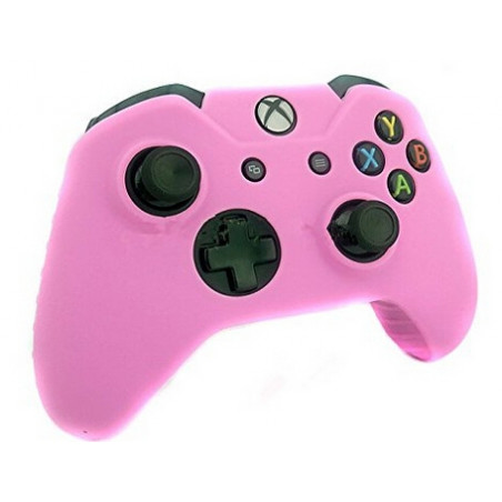 XBOX ONE CONTROLLER SILICON PROTECT CASE PINK