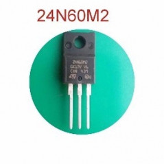 PS4 240CR Power Supply Original 24N60M2 MOSFET High Voltage Power Schottky Rectifier