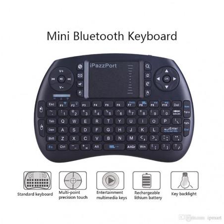 iPazzPort KP-810-21BTL Bluetooth Hand-held Keyboard