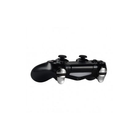 PS4 DS4 Trigger set R1L1 R2L2 with Springs Chrome Silver