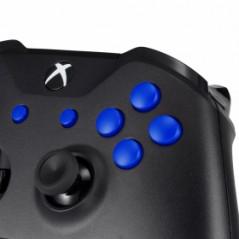 Xbox One Controller Button Set Matt Blue