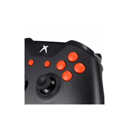 Xbox One Controller Button Set Matt Orange