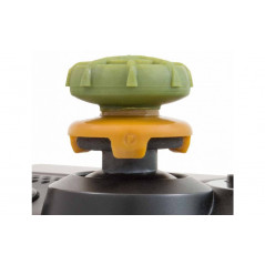 PS4 Controller Raised Thumbstick FPS Snipr Analog Extenders Green 1 Pair