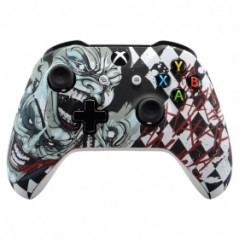 XBOX ONE S Controller Front Faceplate Art Series Joker