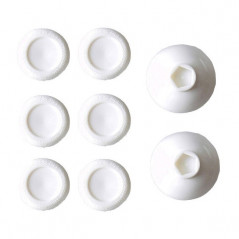 XBOX ONE CONTROLLER 8 IN 1 REMOVABLE THUMBSTICKS WHITE