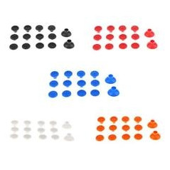 XBOX ONE Controller 8in1 FPS Removable Plastic Thumbsticks Orange