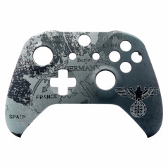 XBOX ONE S Controller Front Faceplate Art Series German Eagle