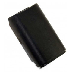 Xbox 360 Third Party Black Controller Battery Cover
