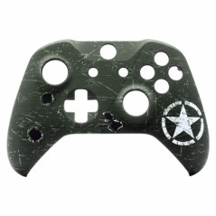 XBOX ONE S Controller Front Faceplate Art Series Death From Above
