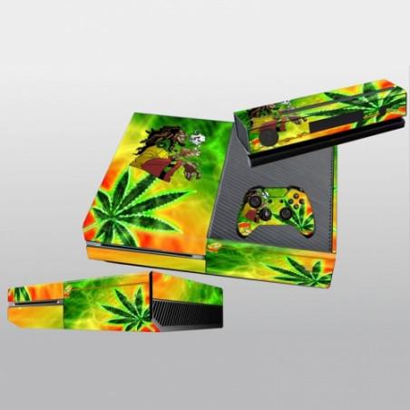 XBOX ONE VINYL SKIN COMPLETE KIT - HAPPY