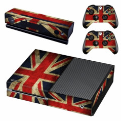 XBOX ONE CONSOLE VINYL SKIN KIT BRIT