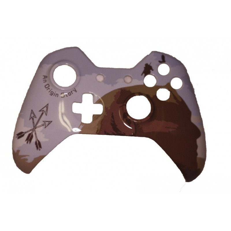 Xbox One Controller Front Faceplate Art Series Assassin S Creed