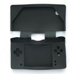 3DS Protective Silicone Case Black