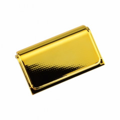 PS4 Dualshock 4 DS4 V2 Controller Touchpad Cover Chrome Gold