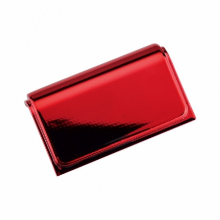 PS4 Dualshock 4 DS4 V2 Controller Touchpad Cover Chrome RED