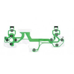 PS4 Slim Pro Controller JDM-050 Original Conductive Film Keypad Flex Ribbon Cable