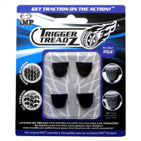 PS4 Trigger Treadz Gaming Grips