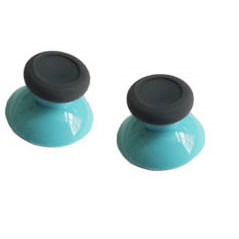 ANALOG THUMB STICK FOR XBOX ONE WIRELESS CONTROLLER ORIGINAL HIGH QUALITY TWOTONE LIGHT BLUE / GREY