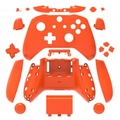 XBOX ONE S Controller Full Shell Series Orange
