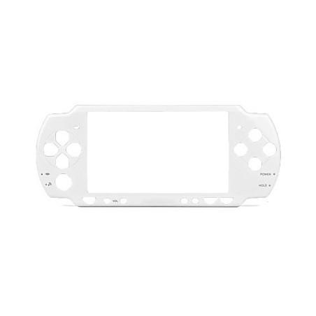Faceplate Cover White for PSP 2000 Slim