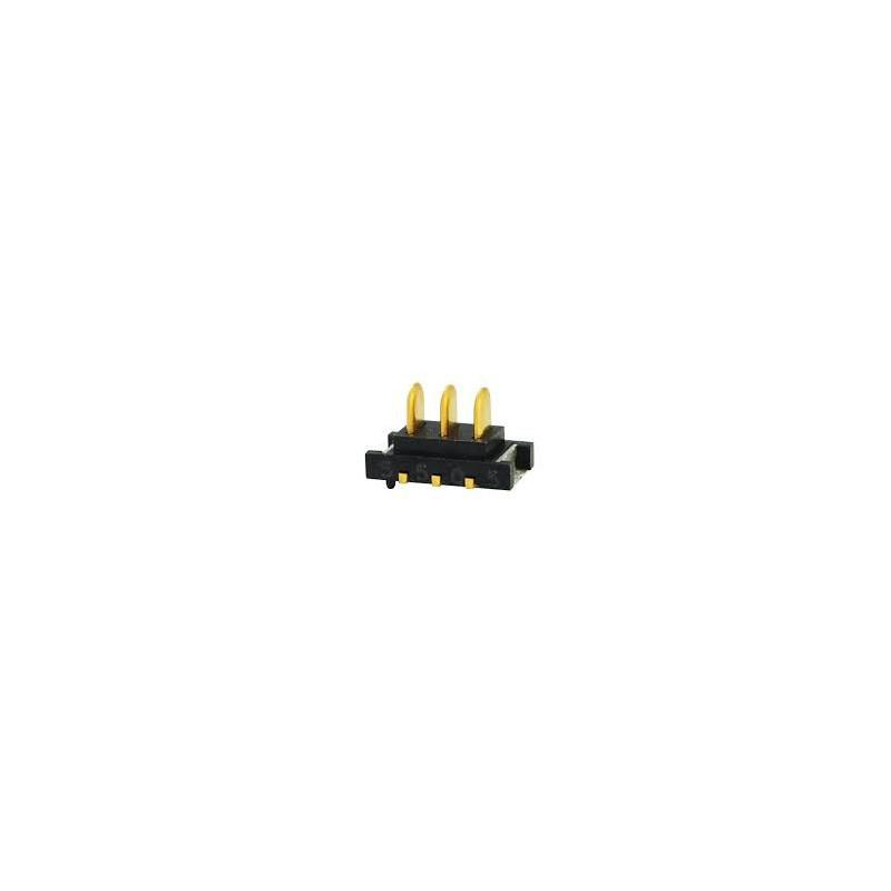 Battery Connector Socket PSP1000 / PSP2000 / PSP3000 Pulled