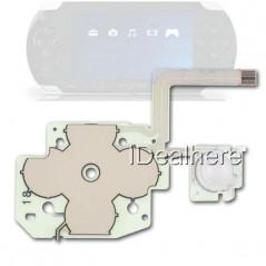 PSP E1000 Right Button Conducting Film Flex Cable