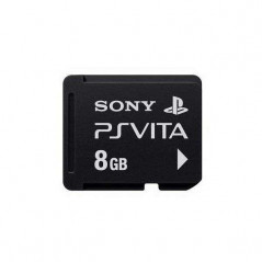 PS Vita 8GB Memory Card PreOwned