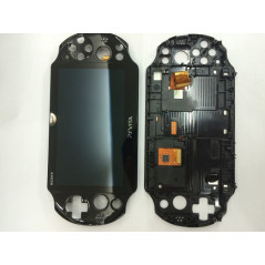 PS VITA PSVITA PCH-2000 Original Touch Digitizer LCD Screen Display with Front Frame Pulled