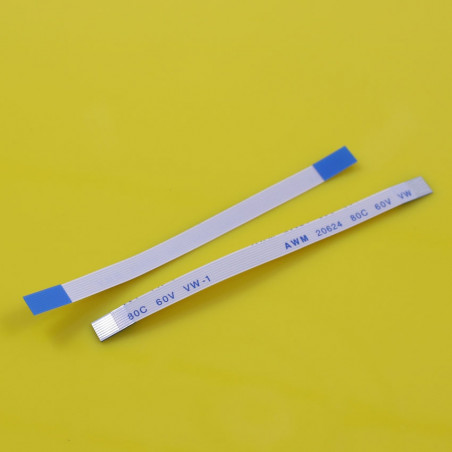 PS2 7900X/900XX On/Off Power Switch Ribbon Cable 8pin
