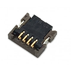 Cable Connector Port 4Pin Socket