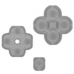 3DS XL Replacement Repair Parts Button Conductive Pads