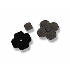 3DS Replacement Repair Parts Button Conductive Pads