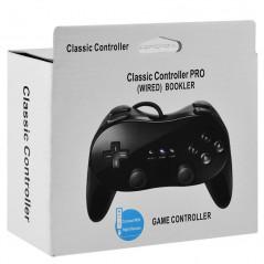 WII / WII U CLASSIC CONTROLLER PRO BLACK