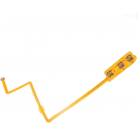 NS Switch Power Sound Volume Ribbon Flex Cable Pulled