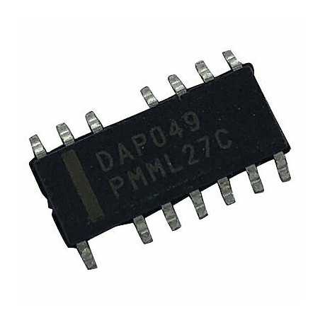 PS4 Slim Power Supply Replacement DAP049 IC Chip