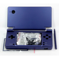 DSi Full Housing Shell Case Replacement Blue