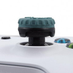 Xbox One Controller Raised Thumbsticks FPS COD Zombies Analog Extenders Glacier Blue