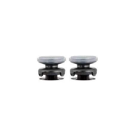 Xbox One Controller Raised Thumbsticks FPS Warfare ADS Analog Extenders Transparent / Black