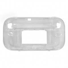 Wii U GAMEPAD CRYSTAL CASE  CLEAR