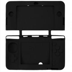 3DS SILICON PROTECT CASE BLACK