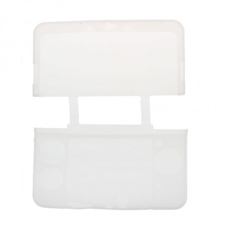3DS Silicone Protective Case White
