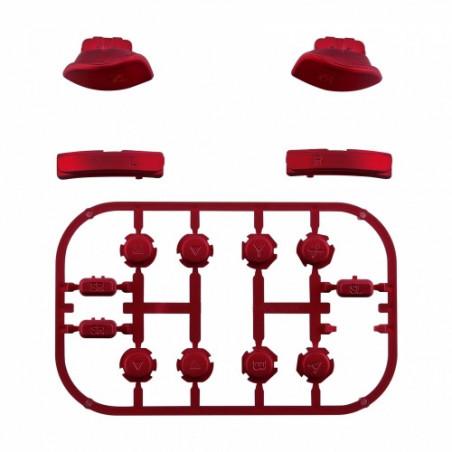 DSL Full Housing Shell Housing Kit Metallic Red