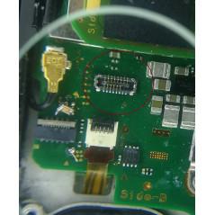 NS Switch Motherboard Repair Original Memory Card Connector Socket