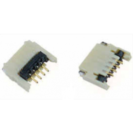 NS Switch Joycon Original NFC and ZL Flex Connector Socket Parts Replacement
