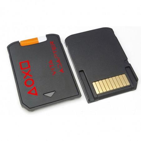 New PSVITA Revolution Game Card 3RD Generation Micro SD/TF Card Socket Adapter SD2Vita V2.0 for PS Vita 1000 2000