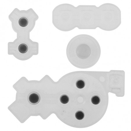 WIIMOTE REPLACEMENT CONDUCTIVE RUBBER PAD