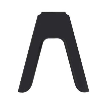 Switch Joycon Grip with Strap Holder Black