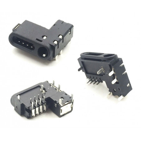 2DS Original Game Card Socket Port