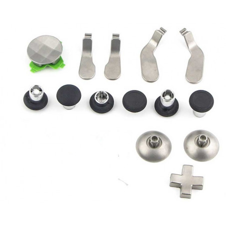 XBOX ONE Elite Controller Thumb Grips Stick + D-Pad and Bumper Button Set